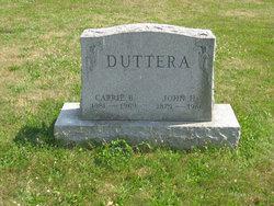Carrie Bell <i>Livelsberger</i> Duttera