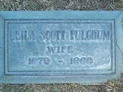 Leila <i>Scott</i> Fulghum