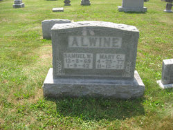 Mary Catherine <i>Zinn</i> Alwine