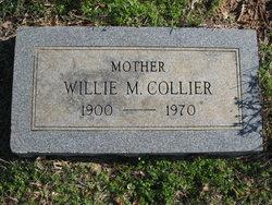 Willie Mae <i>Emmerson</i> Collier