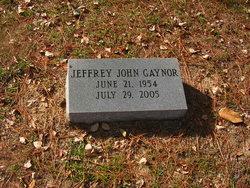 Jeffrey John Gaynor