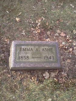 Emma <i>Christman</i> Ashe