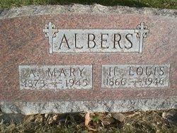 Harmon Lewis Albers