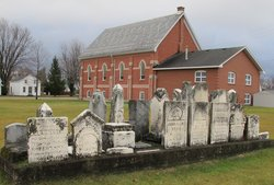 Presbyterian Churchyard Cemetery