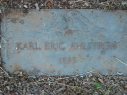 Karl Eric Alec Ahlstrom