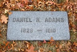 Daniel Kingsbury Adams
