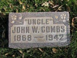 John W Combs