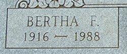 Bertha <i>Fehler</i> Luedtke