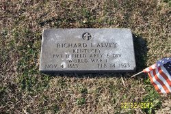 Richard Lee Alvey