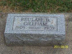 Beulah Bedina Gillham