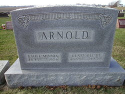 Ethel <i>Minnix</i> Arnold