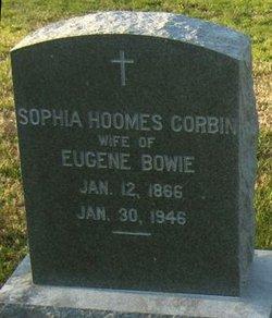 Sophia Hoomes <i>Corbin</i> Bowie