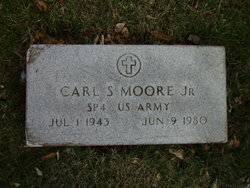 Carl S Moore, Jr