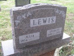 Everett A Lewis
