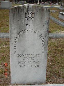 William Fountain Sedgwick