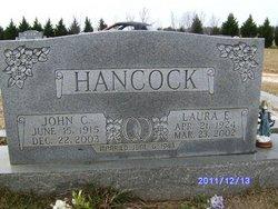 Laura E <i>Yancey</i> Hancock