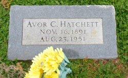 Avor Clinton Hatchett