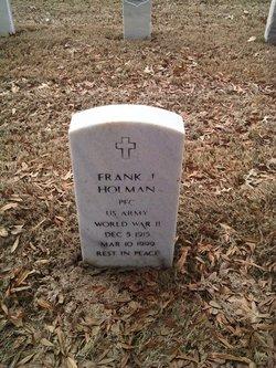 Frank J Holman