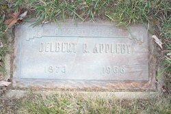 Delbert R Appleby