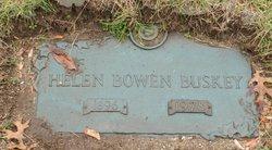 Helen <i>Bowen</i> Buskey