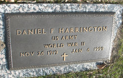 Daniel F Harrington
