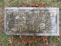 Sophia Coe <i>Arrington</i> White