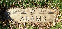 Drusilla M. Adams