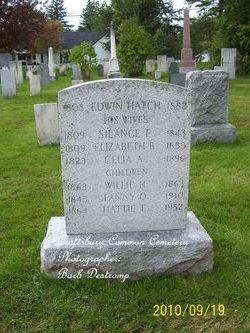 Hattie E Hatch