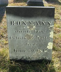 Roxy Ann Brackett
