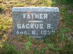 Backus Benjamin BB Huntington