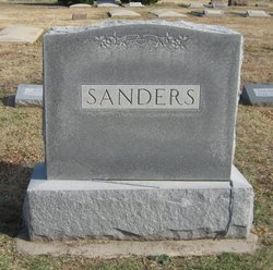 Elva <i>Hammons</i> Sanders