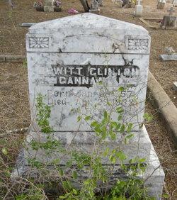 DeWitt Clinton Gannaway