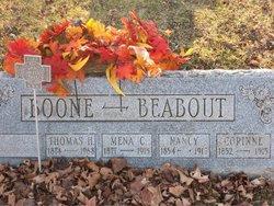 Mena C. Boone