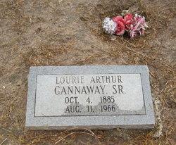 Lourie Arthur Gannaway, Sr