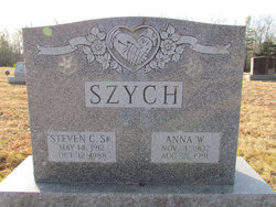 Steven Carl Szych, Sr