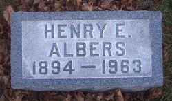 Henry E Albers