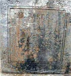 Luther Columbus Baker