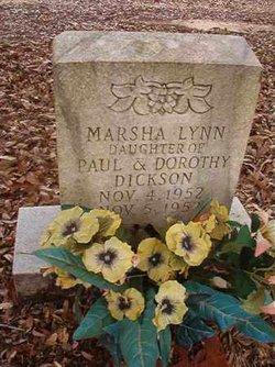 Marsha Lynn Dickson