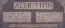 Clora F. Albritton