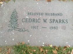 Cedric Wilbur Sparks