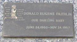 Donald Eugene Faith, Jr