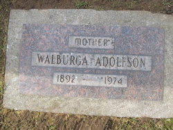 Walburga Adolfson