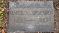 Mabel Andrea <i>Madison</i> Jorgensen