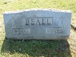 Caroline Eleanor <i>Gott</i> Beall