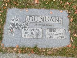 Bernice Myrtle <i>Darlington</i> Duncan