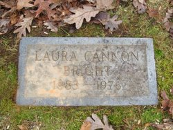 Laura Sue <i>Cannon</i> Bright