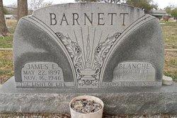 Nora Blanche Blanche <i>Brown</i> Barnett