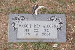 Maggie Rea <i>Daniels</i> Alcorn
