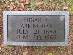 Edgar Elam Arrington