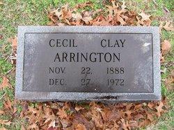 Cecil Clay Arrington